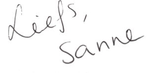 Liefs, Sanne